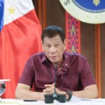 Duterte orders isolation of plane passengers from 4 countries